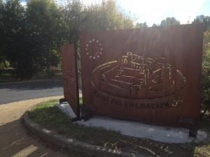 monument jumelage