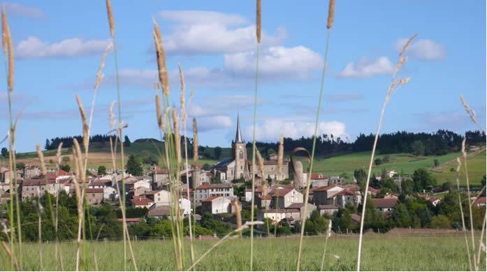 Commune de St Pal de Chalencon