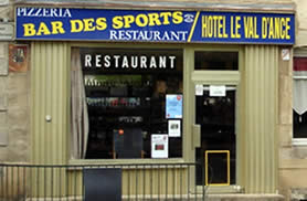 Restaurant le Val d'Ance