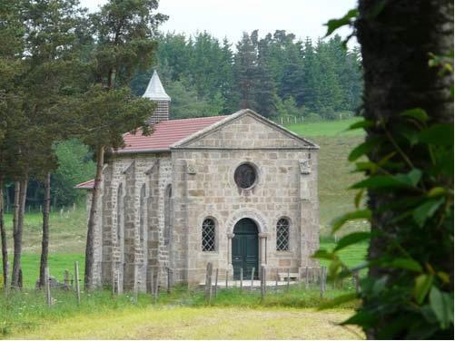 Chapelle Notre Dame de Lorette