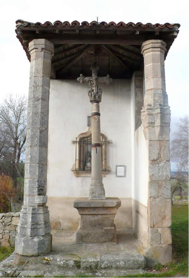 Croix oratoire de Boisset