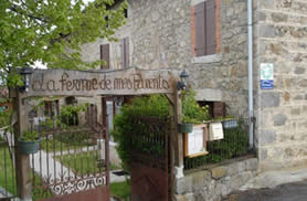 "Restaurant ""La Ferme de mes Parents"""