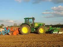 Travaux agricoles Alain Brancier