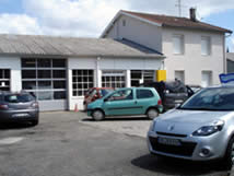 Garage Renault J.Rousson